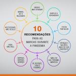 10 recomendações para as marcas durante a pandemia